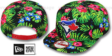 Blue Jays 'BLOOM SNAPBACK' Hat by New Era