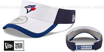 Blue Jays 'COLOR-BLOCK VISOR' by New Era