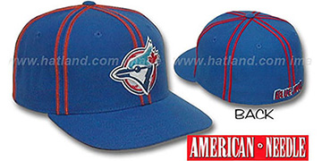 Blue Jays COOPERSTOWN 'TRACKSIDE' Hat by American Needle