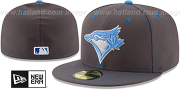 Blue Jays 'FATHERS DAY' Fitted Hat by New Era