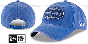 Blue Jays 'GW STADIUM PATCH STRAPBACK' Royal Hat by New Era
