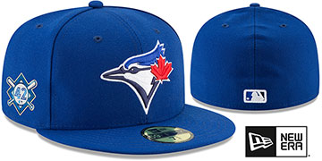 Blue Jays JACKIE ROBINSON GAME Hat by New Era