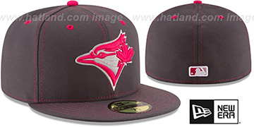 Blue Jays 'MOTHERS DAY' Fitted Hat by New Era