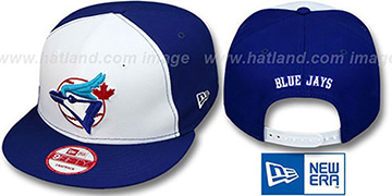 Blue Jays REPLICA ALTERNATE-2 SNAPBACK Hat by New Era