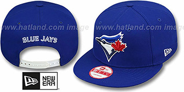 Blue Jays 'REPLICA GAME SNAPBACK' Hat by New Era