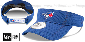 Blue Jays 'SPEED-VISOR' Royal by New Era