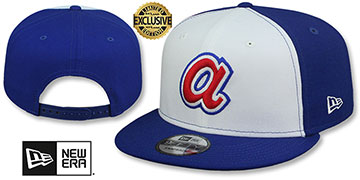 Braves 1974 COOPERSTOWN REPLICA SNAPBACK Hat by New Era