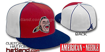 Braves Cooperstown 'BACKTRAX' Hat by Amercan Needle