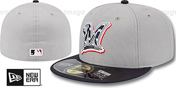 Brewers 2013 'JULY 4TH STARS N STRIPES' Hat by New Era