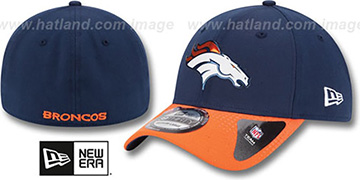 Broncos '2015 NFL DRAFT FLEX'  Hat by New Era