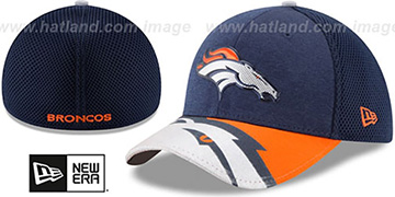 Broncos 2017 NFL ONSTAGE FLEX Hat by New Era