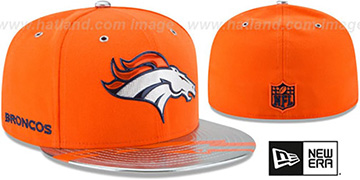 Broncos '2017 SPOTLIGHT' Fitted Hat by New Era