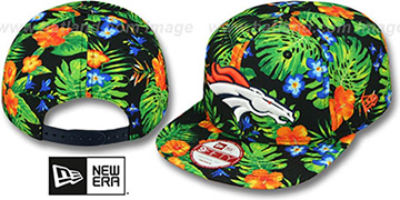 Broncos 'BLOOM SNAPBACK' Hat by New Era
