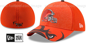 Browns '2017 NFL ONSTAGE FLEX' Hat by New Era