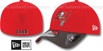 Buccaneers 2015 NFL DRAFT FLEX Hat by New Era