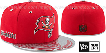 Buccaneers '2017 SPOTLIGHT' Fitted Hat by New Era