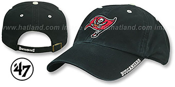 Buccaneers ICE STRAPBACK Black Hat by Twins 47 Brand