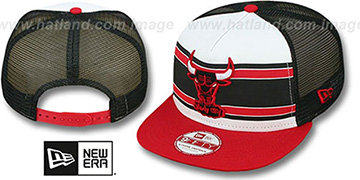 Bulls 'BAND-SLAP SNAPBACK' Hat by New Era