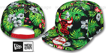 Bulls 'BLOOM SNAPBACK' Hat by New Era