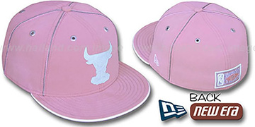 Bulls HWC 'PINK DaBu' Fitted Hat by New Era