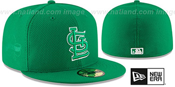 Cardinals 2016 ST PATRICKS DAY Hat by New Era