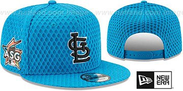 Cardinals 2017 MLB HOME RUN DERBY SNAPBACK Blue Hat by New Era