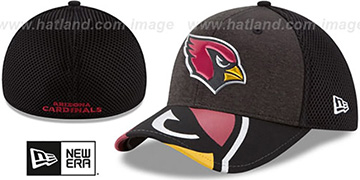 Cardinals 2017 NFL ONSTAGE FLEX Hat by New Era