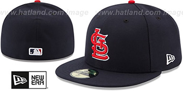Cardinals '2017 ONFIELD ALTERNATE' Hat by New Era