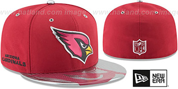 Cardinals '2017 SPOTLIGHT' Fitted Hat by New Era