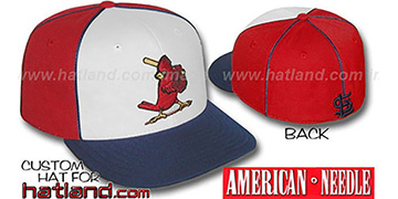Cardinals COOPERSTOWN BACKTRAX Hat by American Needle