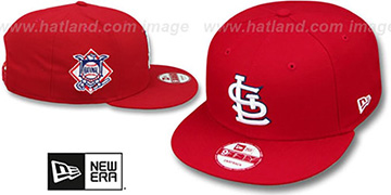 Cardinals 'LEAGUE REPLICA HOME SNAPBACK' Hat by New Era