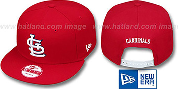 Cardinals REPLICA HOME SNAPBACK Hat by New Era