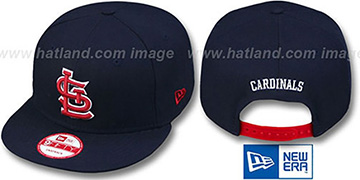 Cardinals REPLICA ROAD SNAPBACK Hat by New Era