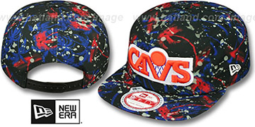 Cavaliers 'GLOWSPECK SNAPBACK' Hat by New Era
