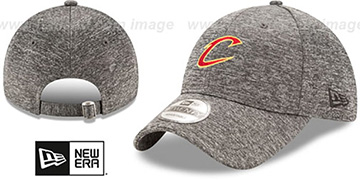 Cavaliers 'MICRO-TEAM STRAPBACK' Grey Hat by New Era