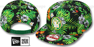 Celtics 'BLOOM SNAPBACK' Hat by New Era