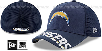 Chargers 2017 NFL ONSTAGE FLEX Hat by New Era