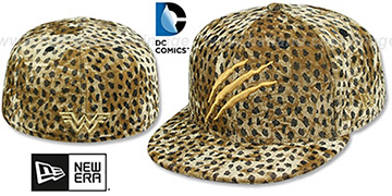 Cheetah WW84 'CHARACTER' Fitted Hat by New Era