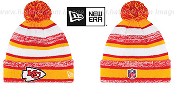 Chiefs '2014 STADIUM' Knit Beanie Hat by New Era