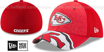 Chiefs 2017 NFL ONSTAGE FLEX Hat by New Era