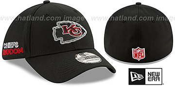 Chiefs 2020 NFL VIRTUAL DRAFT FLEX  Hat by New Era