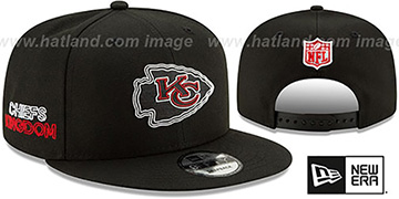 Chiefs '2020 NFL VIRTUAL DRAFT SNAPBACK' Black Hat by New Era