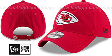 Chiefs CORE-CLASSIC STRAPBACK Red Hat by New Era