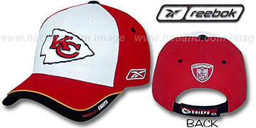 Chiefs 'TRAINING CAMP' Hat by Reebok