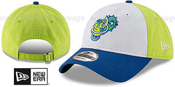 Chihuahuas COPA STRAPBACK White-Yellow-Blue Hat by New Era