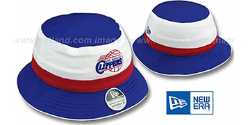 Clippers CRADER II Bucket Hat by New Era