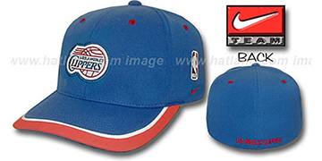 Clippers SWINGMAN Flex Hat by Nike - royal