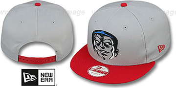 Collosus 'CABESA-MUTANT SNAPBACK' Adjustable Hat by New Era