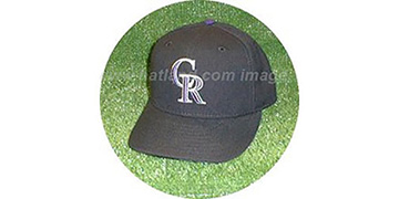 Colorado Rockies 'GAME' Hat