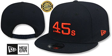 Colt .45s 1962-64 COOPERSTOWN REPLICA SNAPBACK Hat by New Era